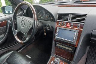 Mercedes Benz C240 T W202 Kombi mit Top Ausstattung Leder, GSD, Klima