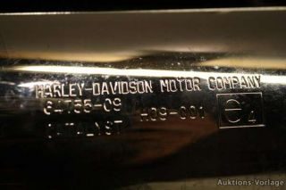 Harley Davidson FXDB Dyna Street Bob Set Auspuff Endtopf Exhaust