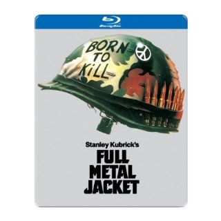 Full Metal Jacket   Limited Edition Steelbook Blu ray