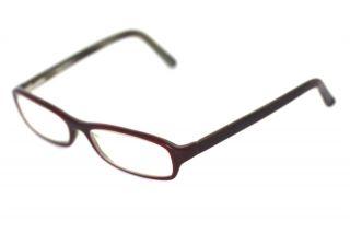 FIELMANN Obra 275 Flex GA156 Brille Rot/Grau glasses lunettes