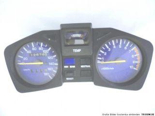 Yamaha XTZ660 Tenere 4BW Tacho Tachoeinheit DZM speedometer speedo Bj