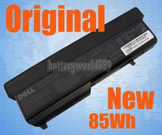 Original Battery Dell Vostro 0N241H T116C 451 10620 9Cell 9Cells 85Wh