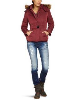Pepe Jeans Damen Kurzmantel PL400568   Selter, Kapuze Slim Fit