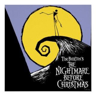Tim Burtons The Nightmare Before Christmas Posters