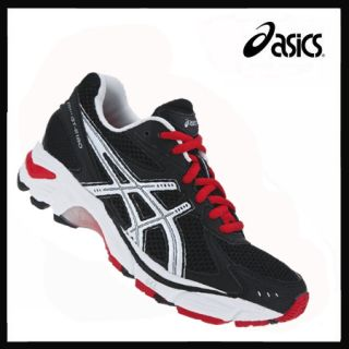 Asics GT 2160 GS Kids black/white/red