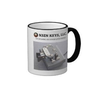 N3ZN KEYS, LLC ZN 9A IRONMAN MUG