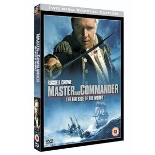Master and Commander The Far Side of The World 2 DVDs UK Import