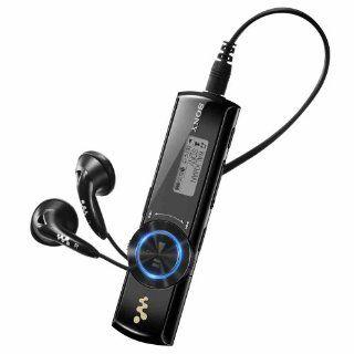 Sony NWZB173B WALKMAN  Player 4GB mit Kleidungsclip schwarz