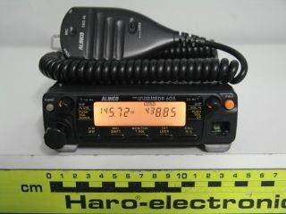 ALINCO DR 605E 2m/70cm Dualband FM Mobilfunkgerät [241]