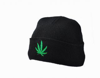 Cannabis Leaf Hat/Beanie/Woolly/Ski  Limited edition