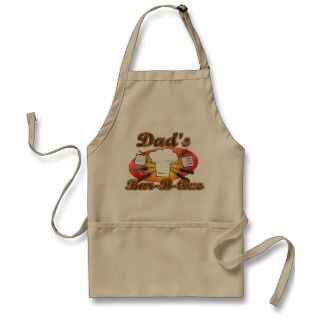 Dads Bar B Que Aprons