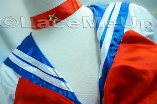 Sailor Moon Costume Cosplay Uniform Fancy Dress Up Fantasy Outfit