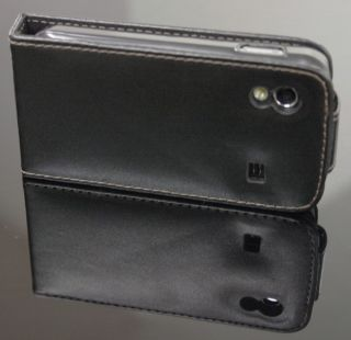 Samsung Galaxy Ace GT s5830 Handy Leder Tasche Etui Hülle Leather
