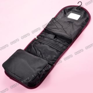 Mens,Ladies makeup Travel Wash Bag/ Hanging/ Folding Toiletry Case w