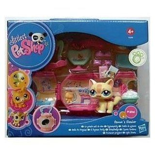 Littlest Pet Shop   Snooze n Slumber   Mini Katzen Haus Playset mit