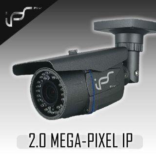 IPS 911 HD 2 Mega IP Camera H 264 Day Night Waterproof POE ONVIF 2 Way