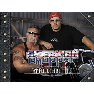 At Full Throttle American Chopper Mike Flaherty