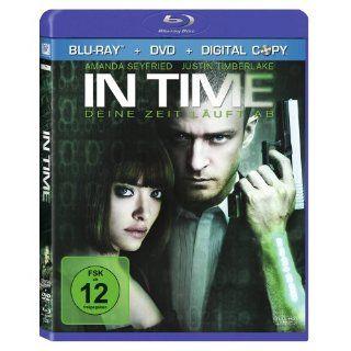 In Time   Deine Zeit läuft ab inkl. DVD & Digital Copy Blu ray