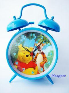Kinderwecker Disney Tigger & Pooh Kindermotiv Wecker Uhr Kinderuhr Neu