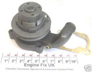 INTERNATIONAL McCORMICK B250 275 414 444 WATER PUMP