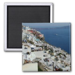 Images A Taste of Greece Refrigerator Magnet