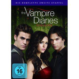 The Vampire Diaries   Die komplette zweite Staffel 6 DVDs