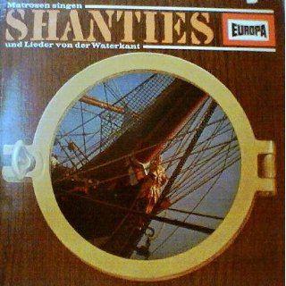 Matrosen singen Shanties und Lieder von der Waterkant [Vinyl LP