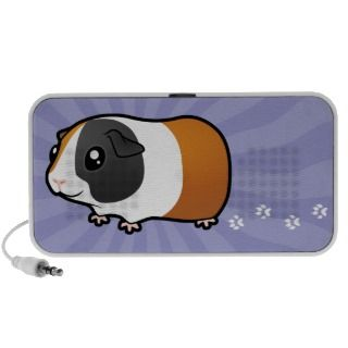 Cartoon Guinea Pig (smooth hair) Speaker