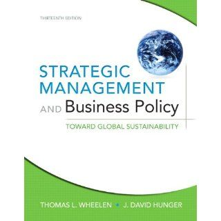 Strategic Management and Business Policy with Mymanagementlab Access