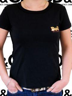 Dolce Gabbana D&G Damen T Shirt Neu Gr. XS, S
