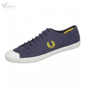 Fred Perry Schuhe / Sneaker B5008V 266, carbon blue