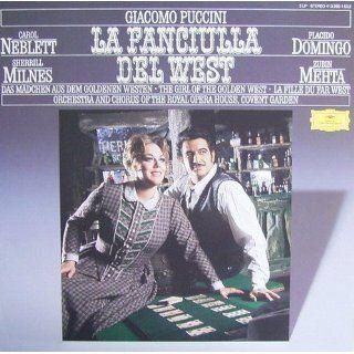 Puccini La Fanciulla Del West (Das Mädchen aus dem Goldenen Westen