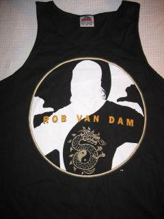 RVD Rob Van Dam Tank Top shirt WWE New