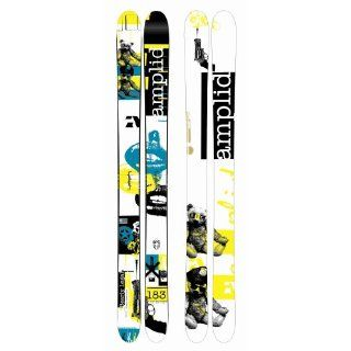 Amplid Skis Barely Legal, 191cm Spor & Freizei