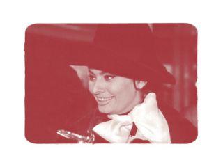 Sophia Loren II In Colour Photographic Print
