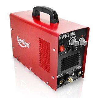 Berlan WIG/TIG Inverter Schweißgerät 180A   BWIG180