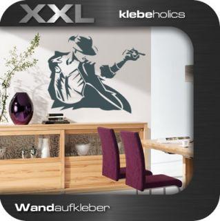 A272  Michael Jackson  XXL Wandaufkleber Wandtattoo
