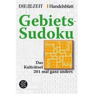 Gebiets Sudoku Das Kulträtsel   201 mal ganz anders DIE