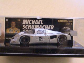 Minichamps Michael Schumacher Collection Mercedes Benz C291