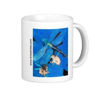 Frozen In Flight www.AriesArtist Coffee Mug
