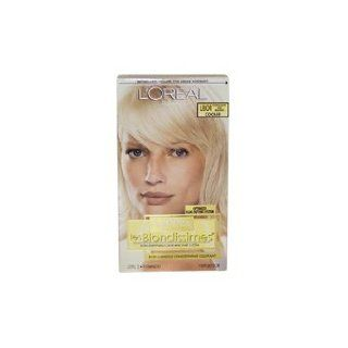 LOreal Preference les Blondissimes Haircolor, Extra Light Ash Blonde