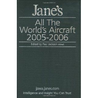 Janes All Worlds Aircraft (IHS Janes All the Worlds Aircraft