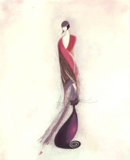 My Lady II Posters by Marilyn Robertson
