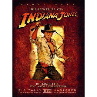 Indiana Jones   Die komplette DVD Movie Collection