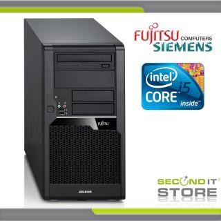 Fujitsu Siemens Celsius W280 Intel Core i5 650 3 2 GHz 4 GB RAM 250 GB