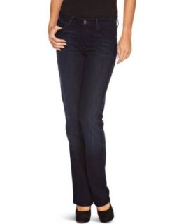 Wrangler Damen Jeans Normaler Bund, W212QC33F Bekleidung