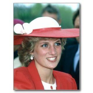 No.49 Princess Diana Sunderland 1985 Post Cards