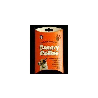 Canny Dog Collar Black Größe 7 Haustier