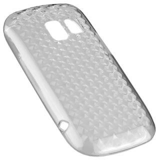 Case transparent Tasche f Nokia Asha 302 Schutz Hülle Silicon
