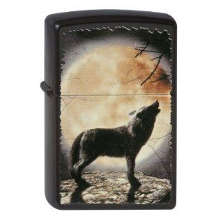 Zippo 2002434 Nr. 218 Wolf Howling to the Moon Küche